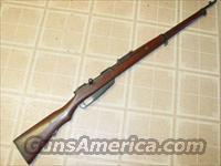 MAUSER MODEL 88 COMMISSION RIFLE  Guns > Rifles > Military Misc. Rifles Non-US > Other