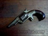 HOPKINS AND ALLEN .32 RIMFIRE SPUR TRIGGER REVOLVER  Guns > Pistols > Hopkins & Allen Pistols