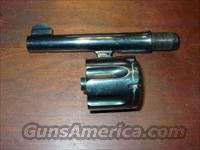 S&W MODEL 1917 BARREL, AND CYLINDER  Non-Guns > Barrels