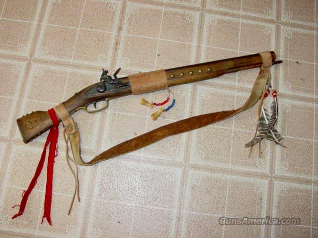 Indian Blanket Gun Flintlock For Sale