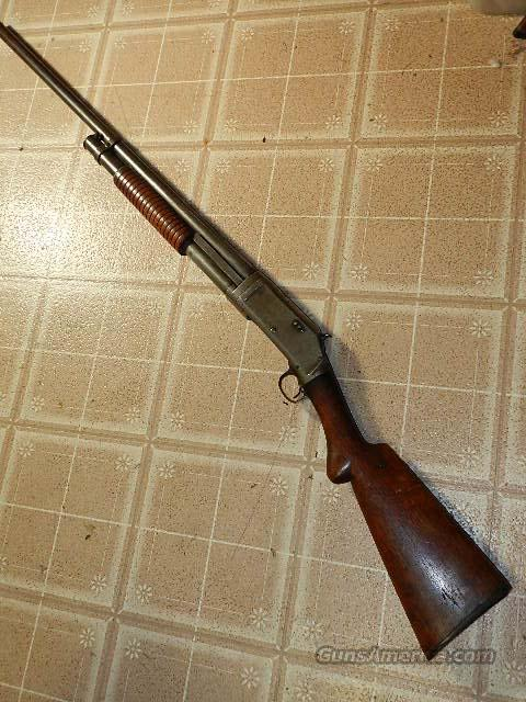 WINCHESTER MODEL 1897 12GA PUMP  Guns > Shotguns > Winchester Shotguns - Modern > Pump Action > Hunting