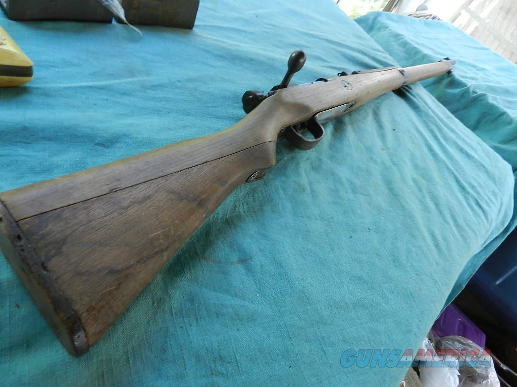 ARISAKA LATE WAR,TYPE 99 W/MUM  Guns > Rifles > Military Misc. Rifles Non-US > Other