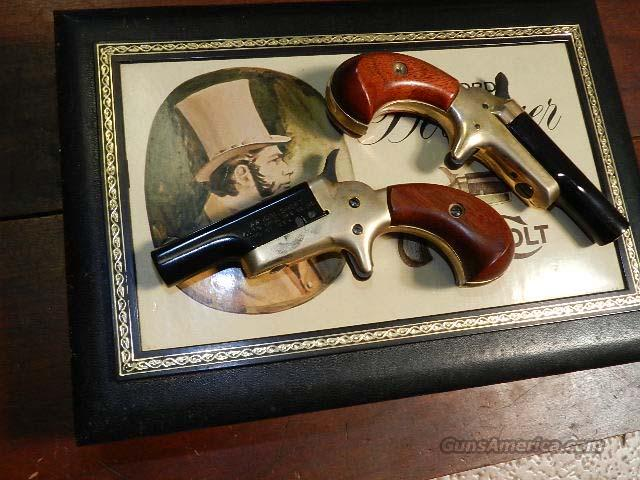 COLT LORD DERINGER BOXED SET  Guns > Pistols > Colt Commemorative Pistols