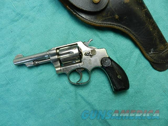 S&W 1903 HAND EJECTOR .32 LONG  Guns > Pistols > Smith & Wesson Revolvers > Pocket Pistols
