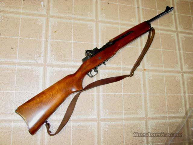 RUGER MINI 14 OLDER MODEL .223CAL  Guns > Rifles > Ruger Rifles > Mini-14 Type