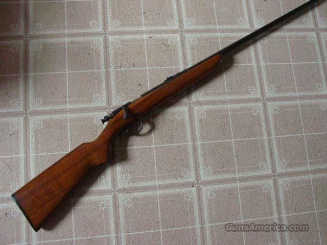 REMINGTON MODEL 41 BOLT ACTION  Guns > Rifles > Remington Rifles - Modern > .22 Rimfire Models
