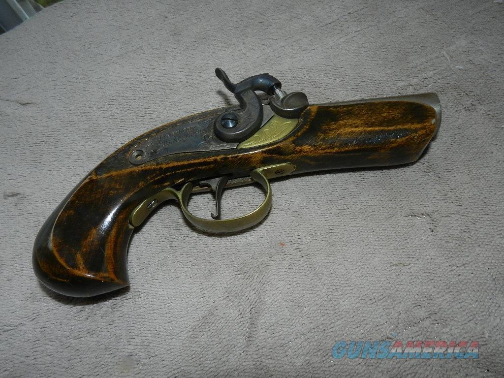 PHILADELPHIA DERRINGER .45CAL  Guns > Pistols > Muzzleloading Modern & Replica Pistols (perc)