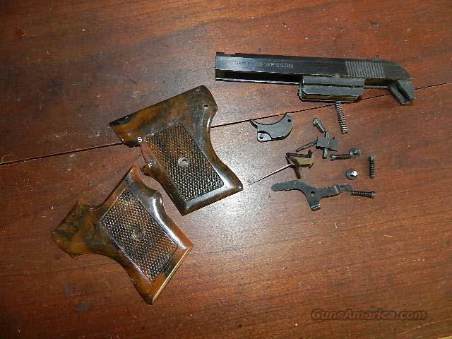 S&W MODEL 61 PARTS  Non-Guns > Gun Parts > Antique & Collector Parts > WWII > America