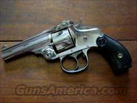HARRINGTON & RICHARDSON .32 TOP BREAK REVOLVER  Guns > Pistols > Harrington & Richardson Pistols