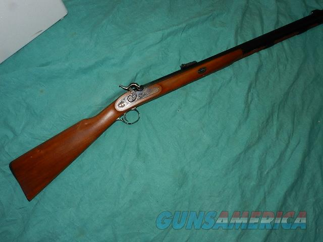 THOMPSON CENTER RENEGADE WALNUT STOCK .50 CAL.  Guns > Rifles > Thompson Center Muzzleloaders > Inline Style