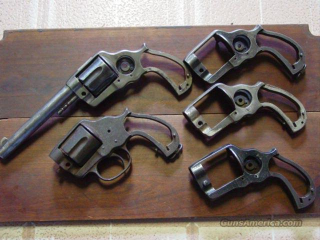 COLT 1878 REVOLVER PARTS  Non-Guns > Gun Parts > Antique & Collector Parts > Indian Wars to Spanish American War