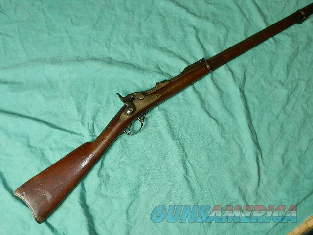SPRINGFIELD 1884 TRAPDOOR  Guns > Rifles > Military Misc. Rifles US > Pre-1900