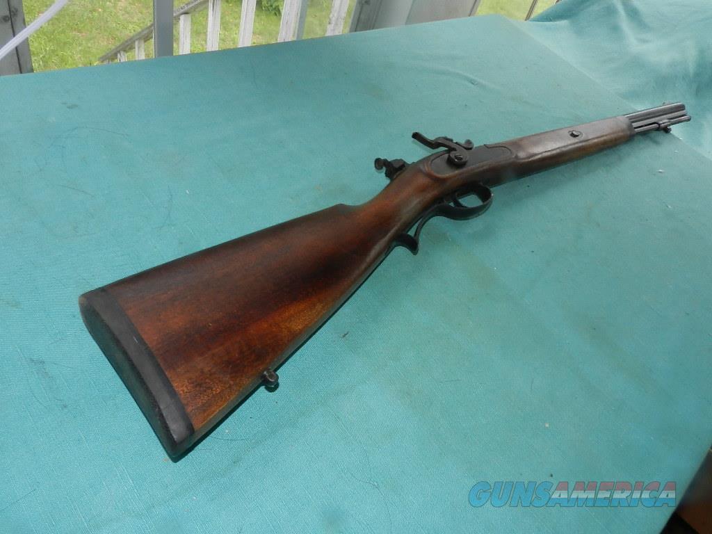 LYMAN DEER STALKER .50 PERCUSSION CARBINE  Guns > Rifles > Muzzleloading Modern & Replica Rifles (perc) > Replica Muzzleloaders