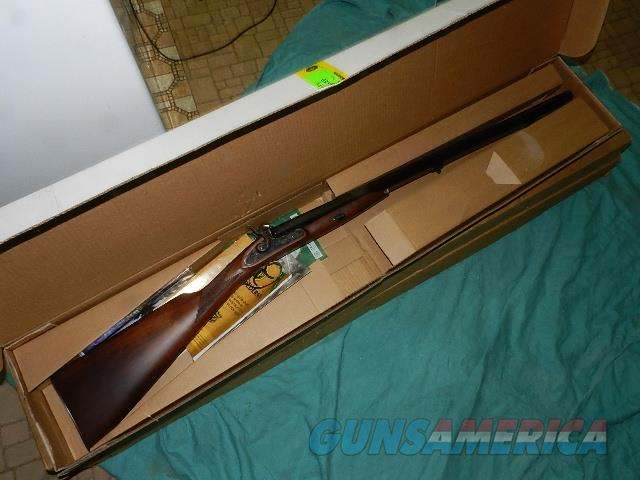 PEDERSOLI NIB 12 GA PERCUSSION DOUBLE SHOTGUN  Guns > Shotguns > PQ Misc Shotguns