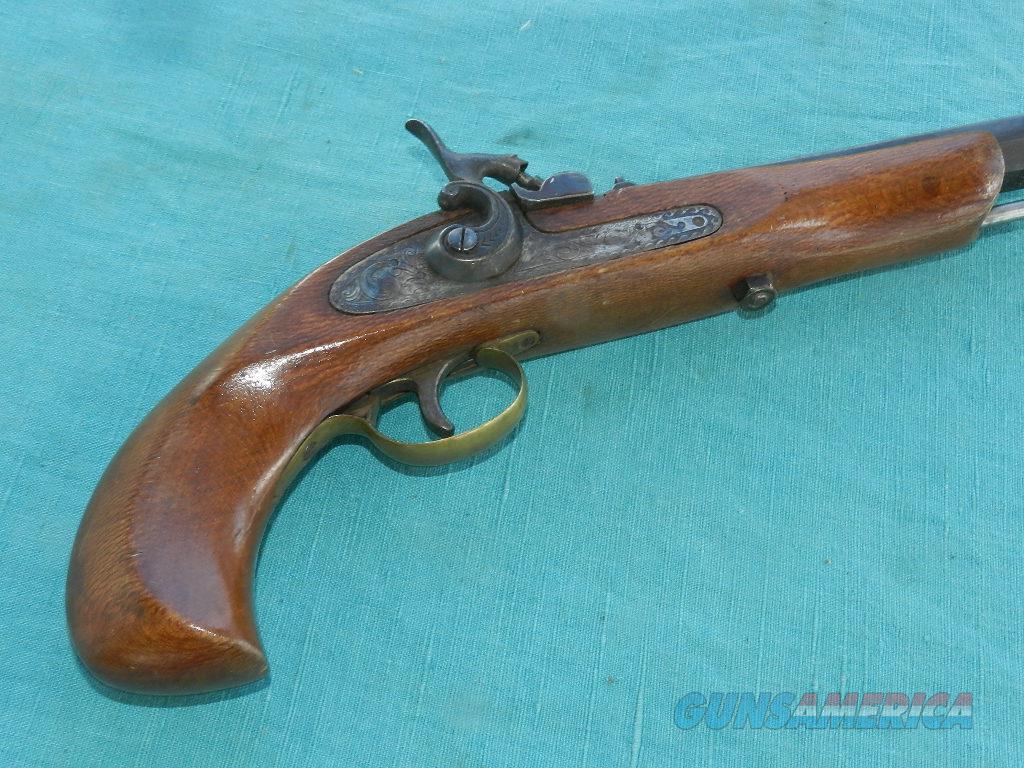 PERCUSSION BELT PISTOL  Guns > Pistols > Muzzleloading Modern & Replica Pistols (perc)
