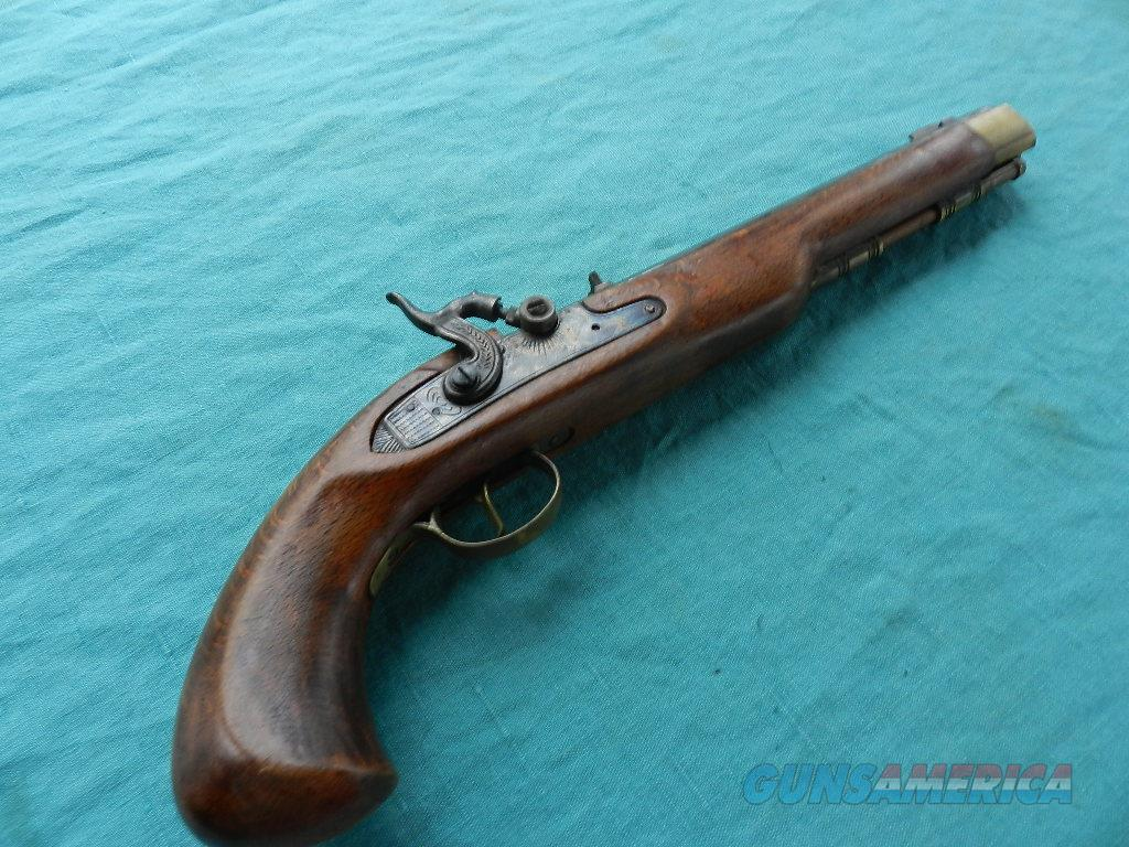 CVA KENTUCKY .45 CAL PISTOL  Guns > Pistols > Connecticut  Valley Arms (CVA) Pistols