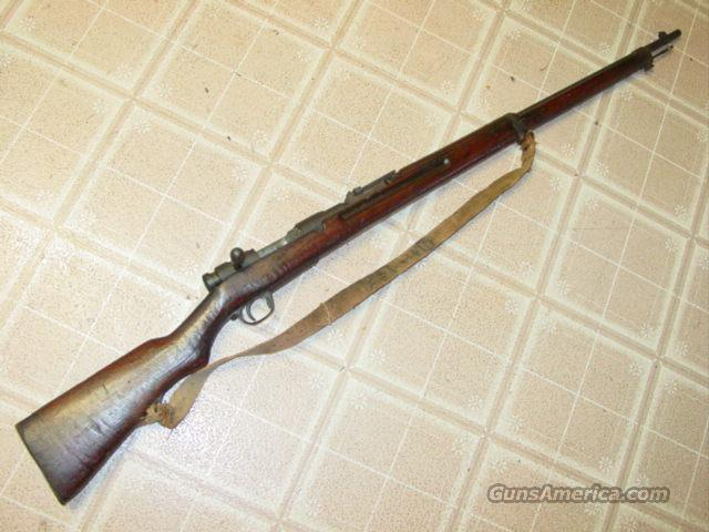 ARISAKA TYPE 38 MUM WITH SLING  Guns > Rifles > Military Misc. Rifles Non-US > Other