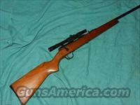 WINCHESTER MODEL 121 BOLT ACTION  Winchester Rifles - Modern Bolt/Auto/Single > Other Bolt Action