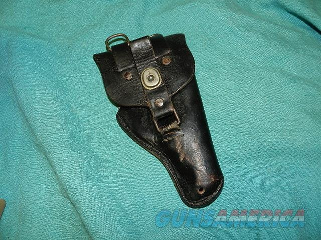 MILITARY HOLSTER FOR .32 AUTO  Non-Guns > Holsters and Gunleather > Military
