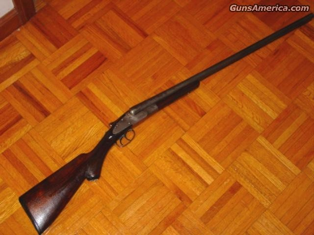 Knox All Iver Johnson 16ga.  Guns > Shotguns > Iver Johnson Shotguns