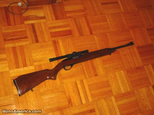 Marlin 99 M1 .22cal.  Guns > Rifles > Marlin Rifles