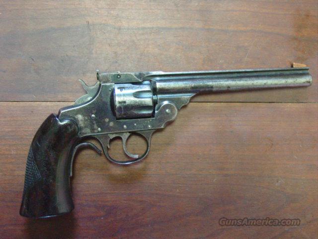 IVER JOHNSON SEALED 8 REVOLVER  Guns > Pistols > Iver Johnson Pistols