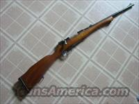Mexican Mauser 7mm  Guns > Rifles > Mauser Rifles