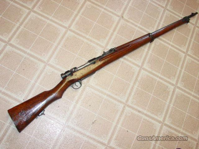 JAPANESE ARISAKA 38 TRAINER RIFLE  Guns > Rifles > Military Misc. Rifles Non-US > Other