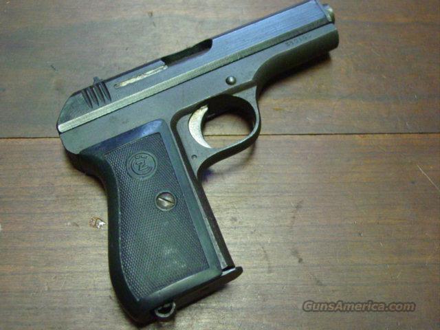 CZ 27 NAZI PISTOL  Guns > Pistols > CZ (Ceska ZBrojovka) Pistols