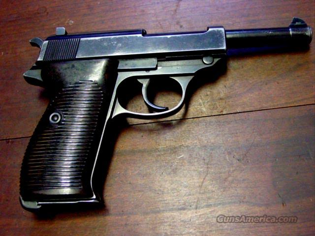 WALTHER AC41 P38  Guns > Pistols > Walther Pistols > Pre-1945 > P-38