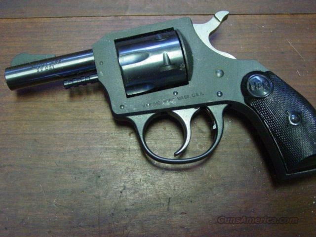 H&R 622 REVOLVER .22CAL  Guns > Pistols > Harrington & Richardson Pistols