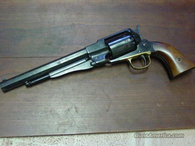 REMINGTON 1858 LYMAN .44 CAL.  Guns > Pistols > Lyman Percussion Pistols