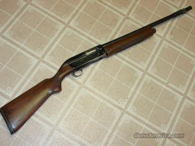 SAVAGE AUTO 775A  Guns > Shotguns > Savage Shotguns