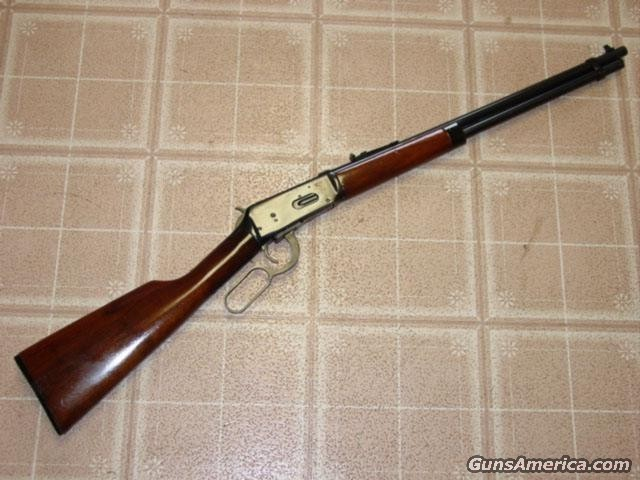 Winchester Ted Williams  Guns > Rifles > Winchester Rifles - Modern Lever