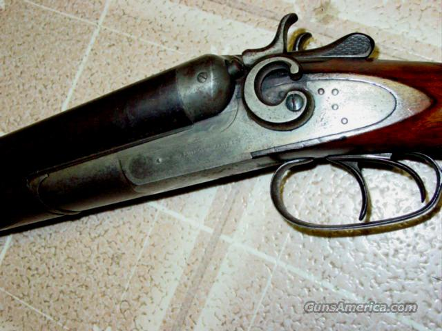 remington hammer dbl 12ga.  Guns > Shotguns > Remington Shotguns  > Pre-1899