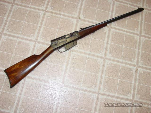 REMINGTON MODEL 8  Guns > Rifles > Remington Rifles - Modern > Non-Model 700