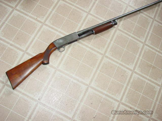ITHACA FEATHER LIGHT 12GA.  Guns > Shotguns > Ithaca Shotguns > Pump