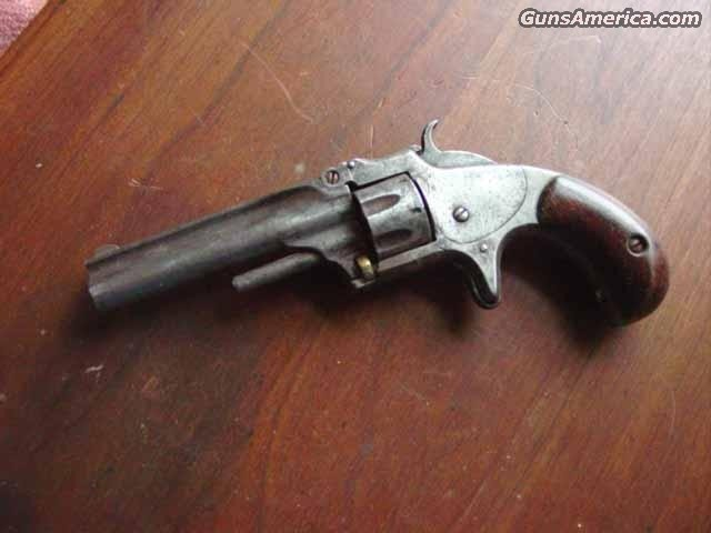 S&W 1 , 3rd issuu  Guns > Pistols > Smith & Wesson Revolvers > Pre-1899