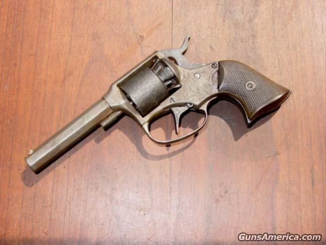 Remington Rider  Guns > Pistols > Remington Pistols - Pre-1899