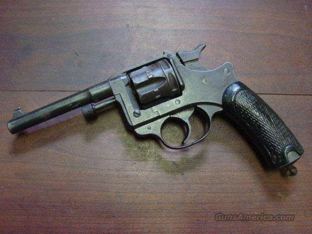 FRENCH M1892 PISTOL  Guns > Pistols > Military Misc. Pistols Non-US