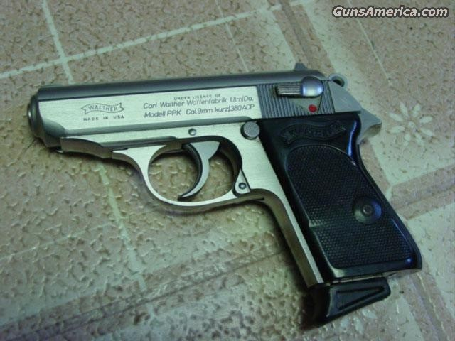 Walther PPKS 380SS  Guns > Pistols > Walther Pistols