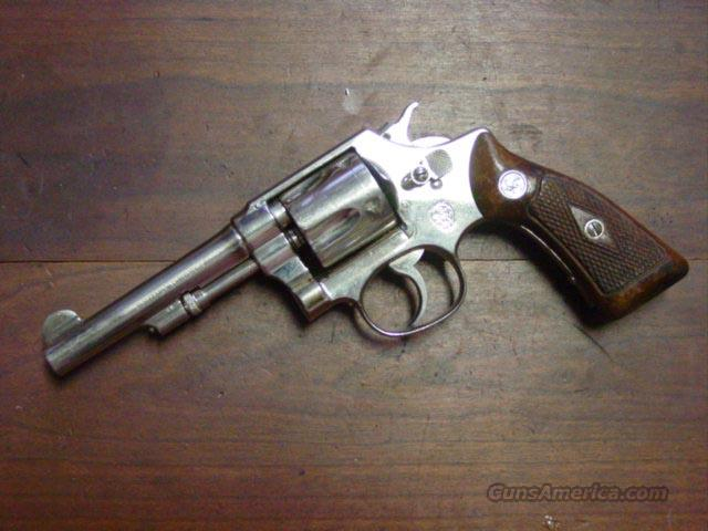 S&W HAND EJECTOR .38  Guns > Pistols > Smith & Wesson Revolvers > Pre-1945