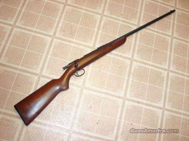 REMINGTON M41 BOLT .22 RIFLE  Guns > Rifles > Remington Rifles - Modern > Non-Model 700