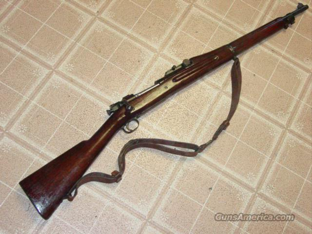 SPRINGFILED 1903 MADE IN 1918  Guns > Rifles > Military Misc. Rifles US > 1903 Springfield/Variants