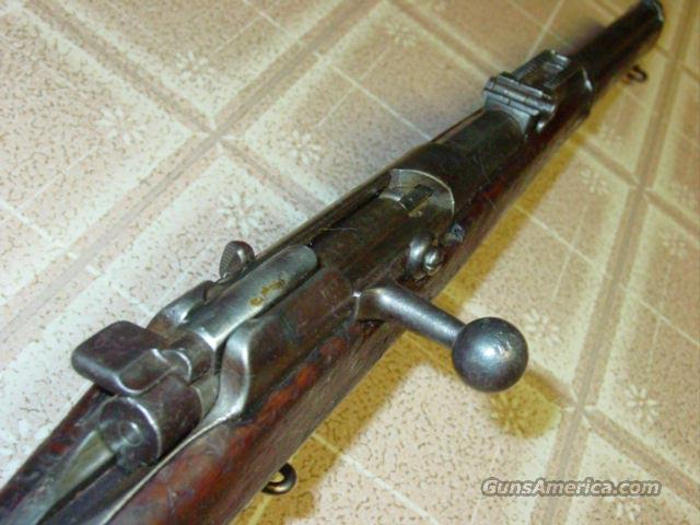 MAUSER 71/84 CARBINE  Guns > Rifles > Mauser Rifles > German