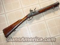 ENGLISH BLUNDERBUSS DOG LOCK  Guns > Rifles > Muzzleloading Pre-1899 Rifles (flint)