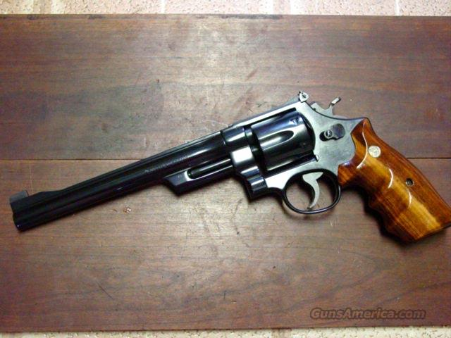 "S&W 27-2 WITH 8 3/8"" BARREL  Guns > Pistols > Smith & Wesson Revolvers > Full Frame Revolver"