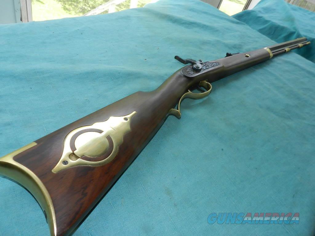 INVESTARMS .54 CAL. HAWKEN RIFLE  Guns > Rifles > Muzzleloading Modern & Replica Rifles (perc) > Replica Muzzleloaders
