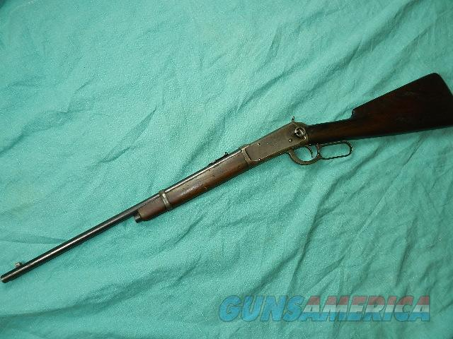 WINCHESTER 1894 MADE IN 1908 SRC  Guns > Rifles > Winchester Rifles - Modern Lever > Model 94 > Post-64