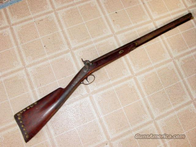 LEMAN INDIAN TRADE MUSKET HUDSON BAY  Guns > Rifles > Antique (Pre-1899) Rifles - Perc. Misc.